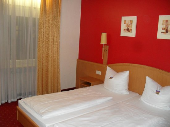Centro Hotel Mondial: la camera