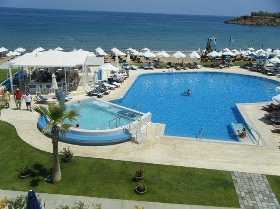TUI SENSIMAR KALLISTON Resort & Spa by ATLANTICA: Main pool