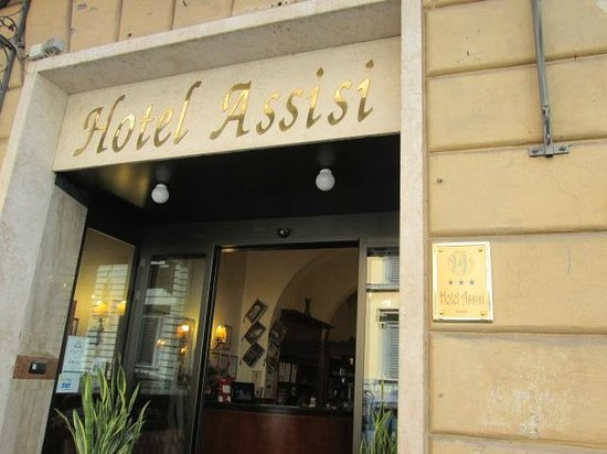 Assisi Hotel: Hotel