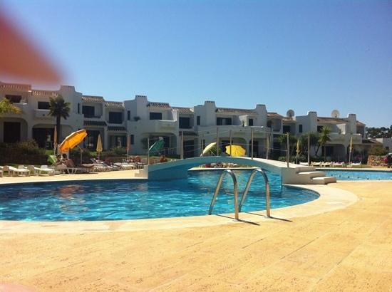 Clube Albufeira Resort : poolside