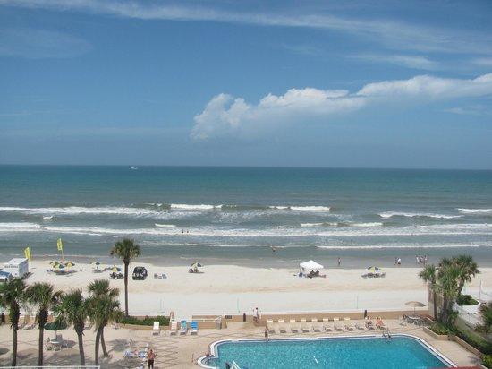 Holiday Inn Hotel & Suites Daytona Beach: room view