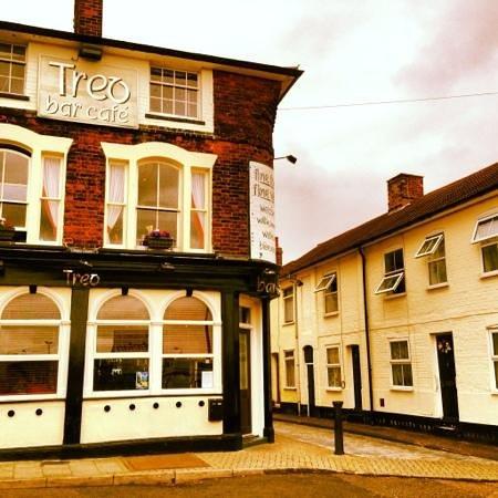 Treo Bar Cafe Harwich