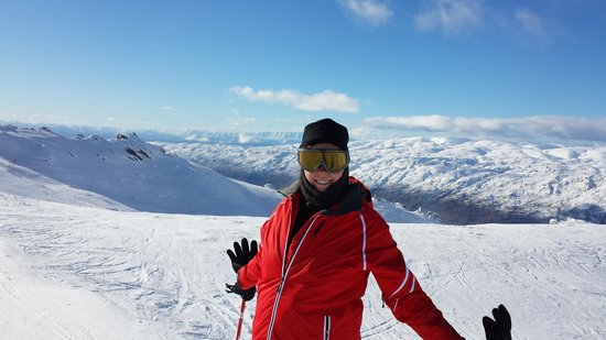 Cardrona Alpine  Resort: You just never get tired of this view