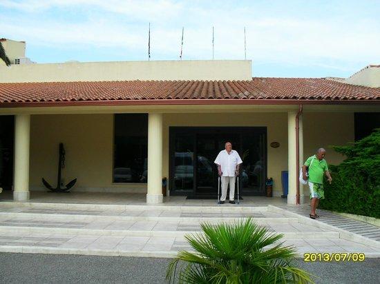 Palmasera Village Resort : HOTEL