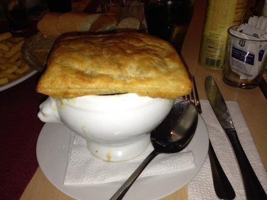 Bistro Europe : Soupe a l oignon :-)