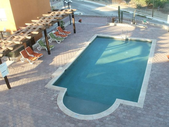 Sunrock Hotel & Residences: View of Swimming Pool