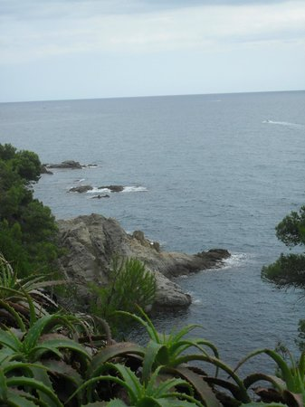 Jardin Santa Clotilde : vista