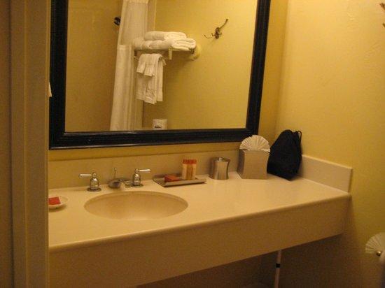 Sand Pebbles Inn : Bath 218