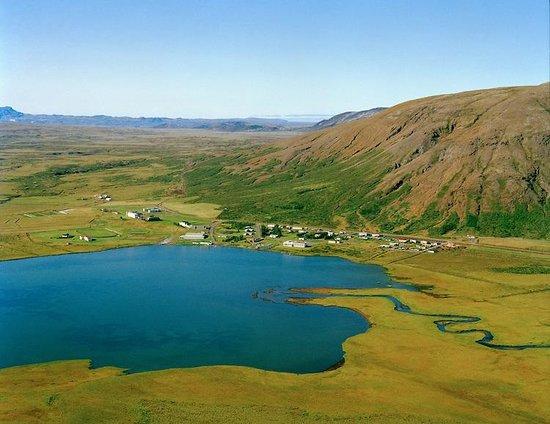 Heradsskolinn Hostel: Laugarvatn Lake