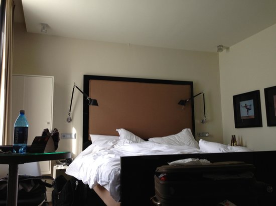 Hotel Roemer : Room at Roemer