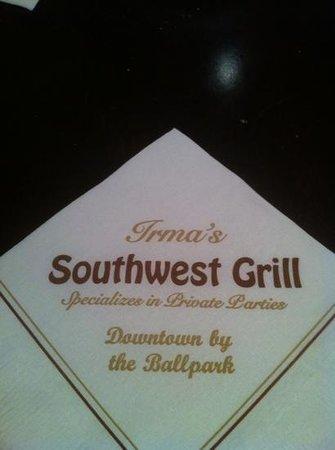Irma's Southwest Grill