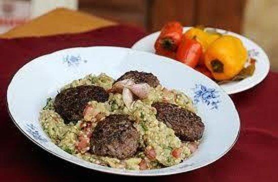 Barood: home stew