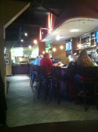 Irma's Southwest Grill: relax before the game