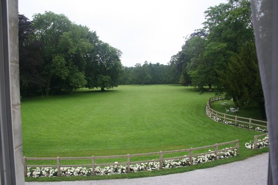 Le Chateau de Cocove : gardens