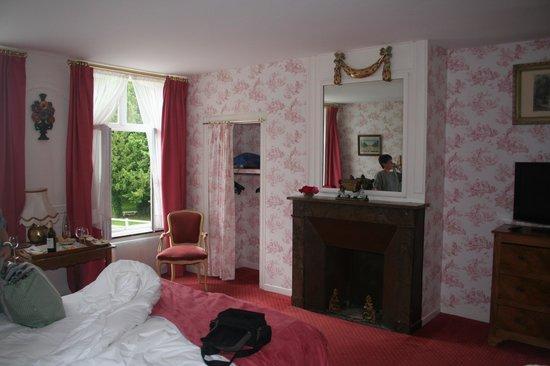 Le Chateau de Cocove : Room