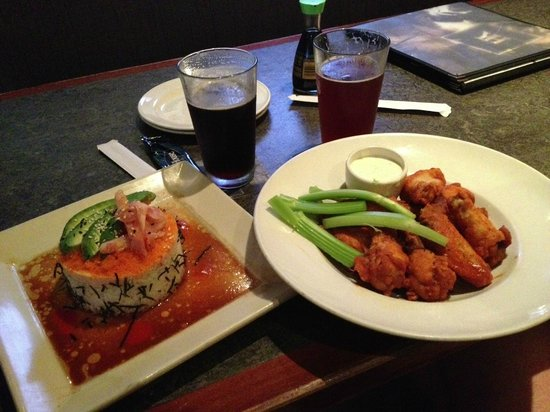 Yard House: GREAT Pupus & Beer