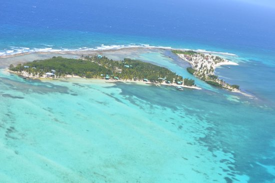 Isla Marisol Resort : S.W. Cayes, Glovers Reef Atoll, Belize C.A.