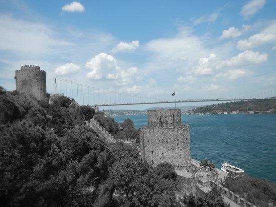 Rumeli Hisarı (Festungsanlage): Rumeli Fortress