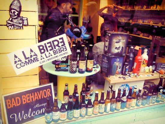 A la Biere comme a la Biere