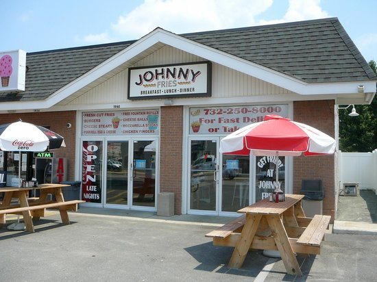 Johnny Fries 사진