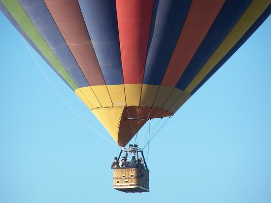 Baymont Inn & Suites Seattle/Kirkland WA : Beautiful Ballooning Day