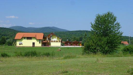 House Tina: La location
