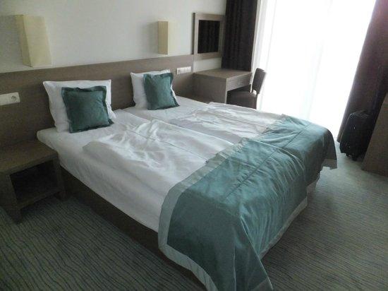 Baltic Plaza Hotel Medi SPA: Sypialnia