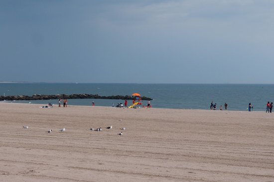 Coney Island USA: beach