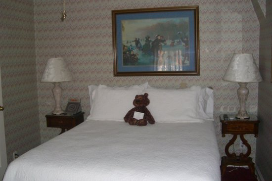 General Palmer Hotel : Smaller room - 1 bed