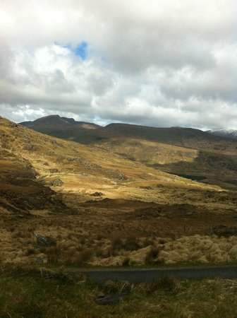 The Kerry Way: Sunshine and showers, Ireland's weather