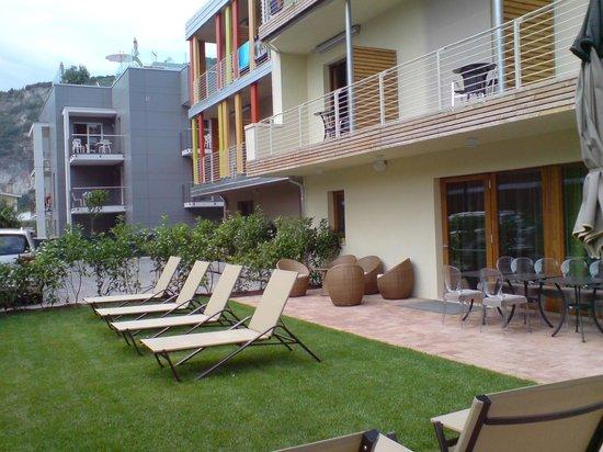 Eco Hotel Bonapace: Südseite