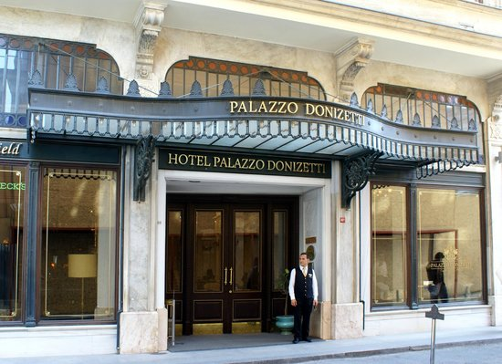 Image result for palazzo donizetti hotel