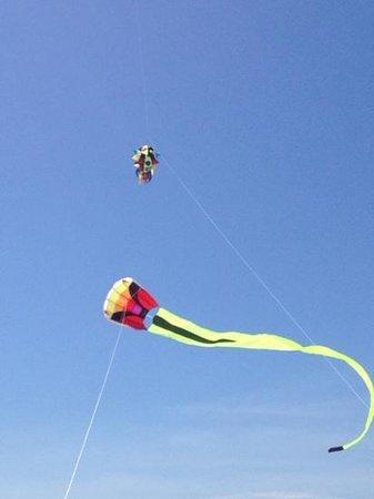 Jones Beach State Park: Come fly a kite!!