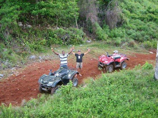 La Route Du Caf 233 Avec Funrental Las Terrenas Samana Rd