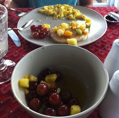 Shannas Cove Resort Restaurant: Breakfast