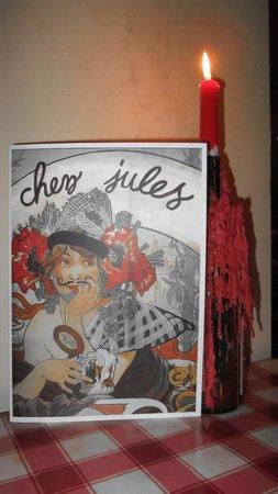 Chez Jules: A table