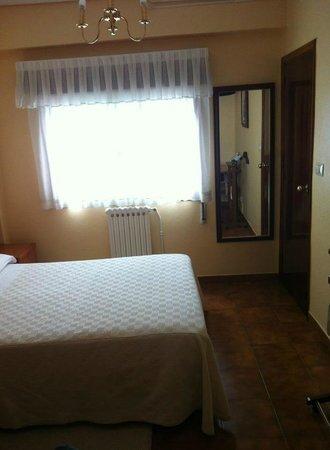 Hotel Pantón: La camera doppia