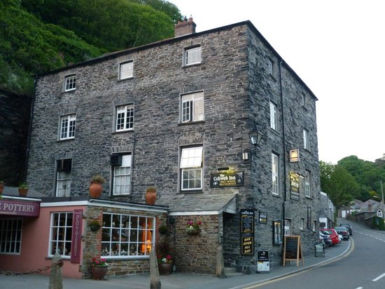 The Cobweb Inn, Boscastle