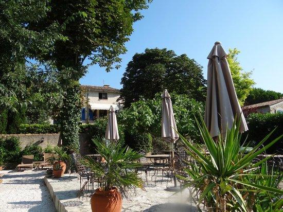 Maison Du Midi: Garden