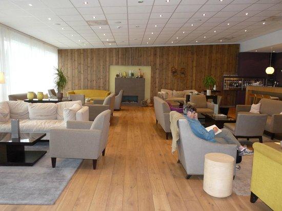 Icelandair Hotel Akureyri: lounge in lobby