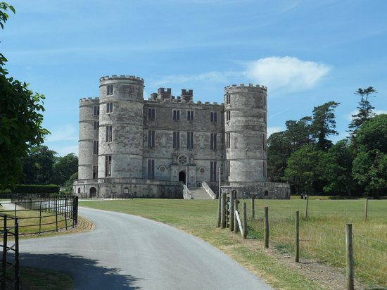 Picture Of Lulworth Castle & Park, East