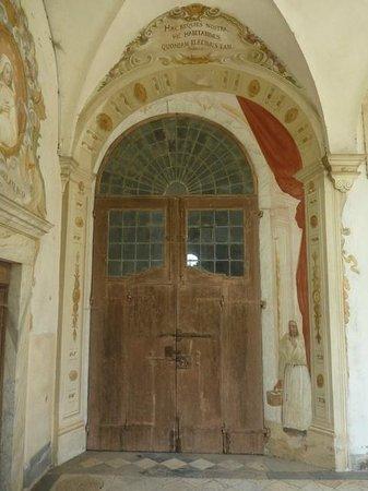 Museo Nazionale della Certosa Monumentale di Calci: particolare interno