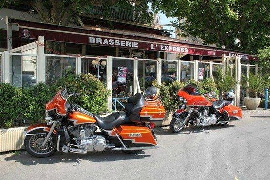 Brasserie l'Express