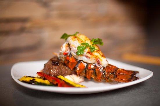 La Margarita Mod Mex : Lobster Tenderloin