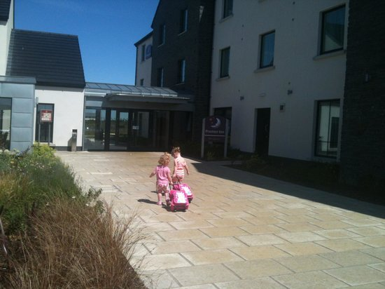 Premier Inn Derry / Londonderry Hotel: on our holidays