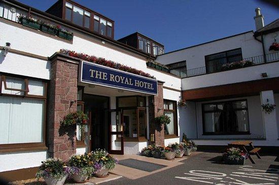 Royal Hotel Ullapool Reviews