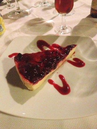 Restaurante S'Engolidor : dessert