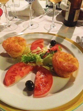 Restaurante S'Engolidor : antipasto