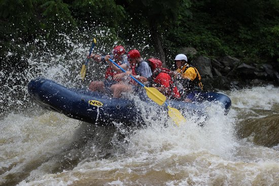 Big Creek Expeditions: wild ride