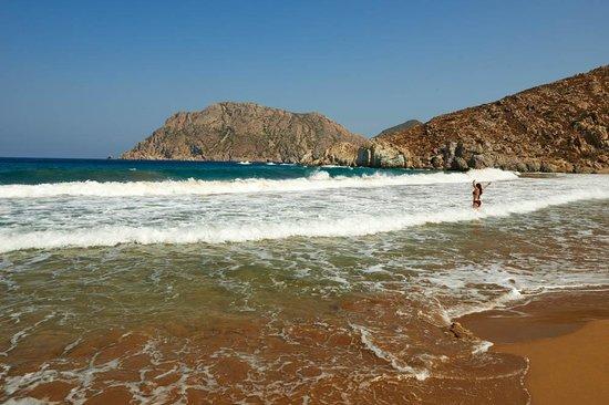 Nicolas Studios: La plage de Psili Amo